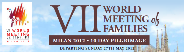 World Meeting of Families 2012