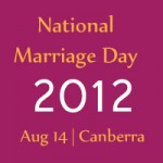 National Marriage Day 2012