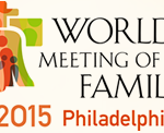 World Meeting of Families 2015 - Date Claimer
